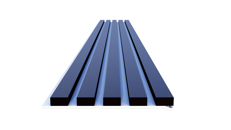 panel elewacyjny (lamel)
