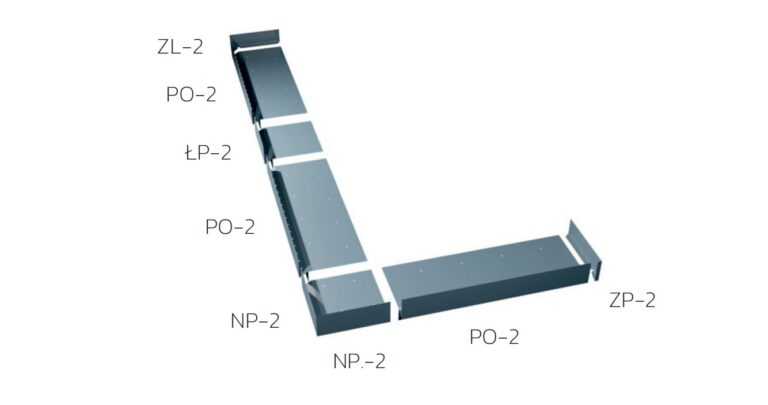 System opierzeniowy do płyty balkonowej i tarasowej wentylowany